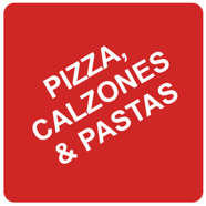 Pizza, Calzones & Pastas at Eddie's Italian Restaurant